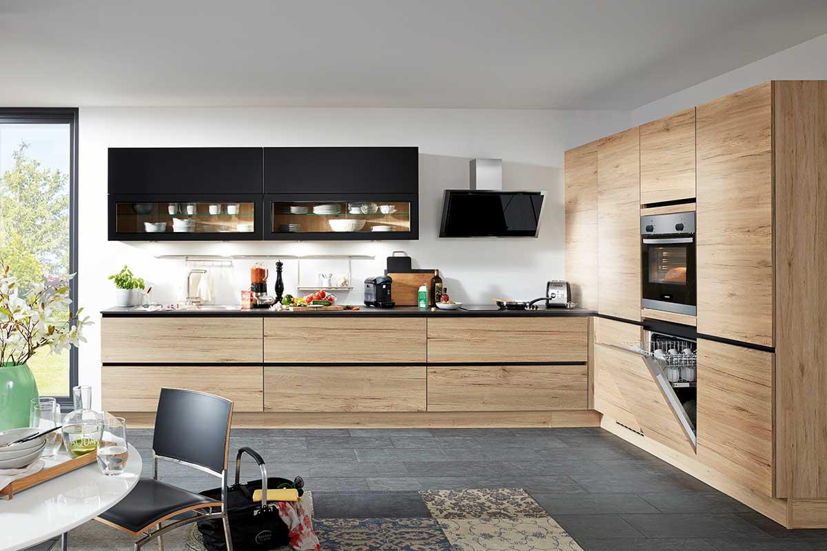 Moderne Küche - Ihr Küchenstudio aus Erkelenz: Behren-Grün Küchen